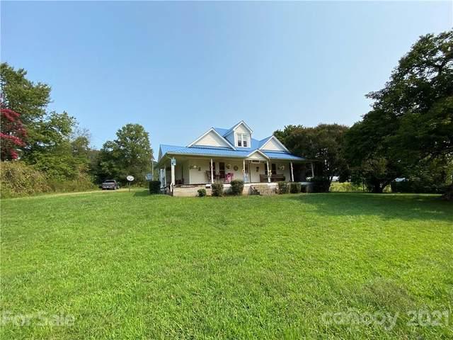 363 Center Church Road, Hiddenite, NC 28636 (#3784868) :: High Performance Real Estate Advisors