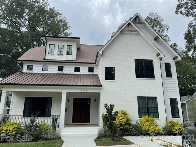 2336 Springdale Avenue, Charlotte, NC 28203 (#3784912) :: LePage Johnson Realty Group, LLC