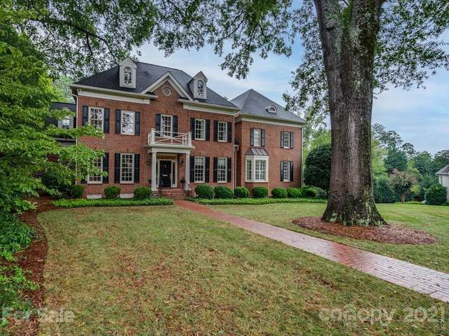 129 Ridgewood Avenue, Charlotte, NC 28209 (#3784925) :: Carver Pressley, REALTORS®