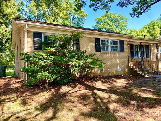 6833 Idlewild Road, Charlotte, NC 28212 (#3784998) :: Cloninger Properties