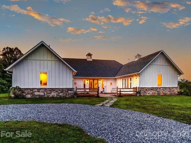 2727 Bear Creek Road, Marshall, NC 28753 (#3785196) :: Carver Pressley, REALTORS®