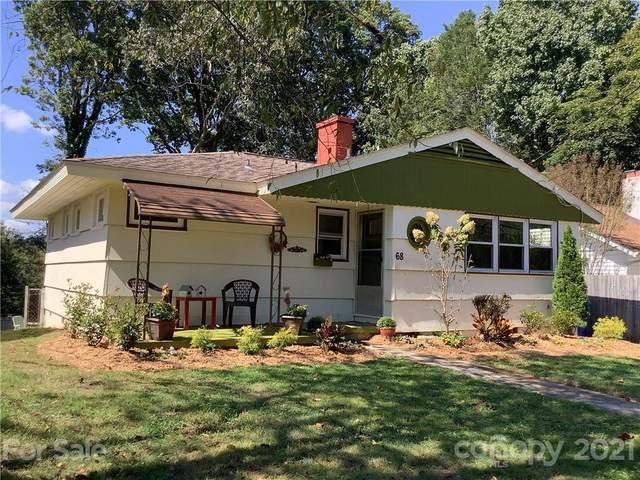 68 Vandalia Avenue, Asheville, NC 28806 (#3785315) :: Homes Charlotte