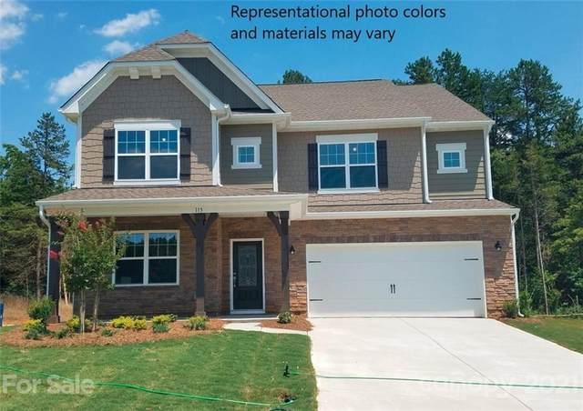 137 Rooster Tail Lane #182, Troutman, NC 28166 (#3785628) :: Austin Barnett Realty, LLC