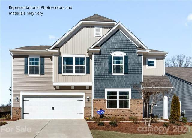 129 Outrigger Lane #143, Troutman, NC 28166 (#3785631) :: Austin Barnett Realty, LLC