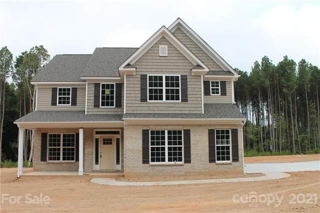 613 E Cj Thomas Road, Monroe, NC 28110 (#3785647) :: Briggs American Homes