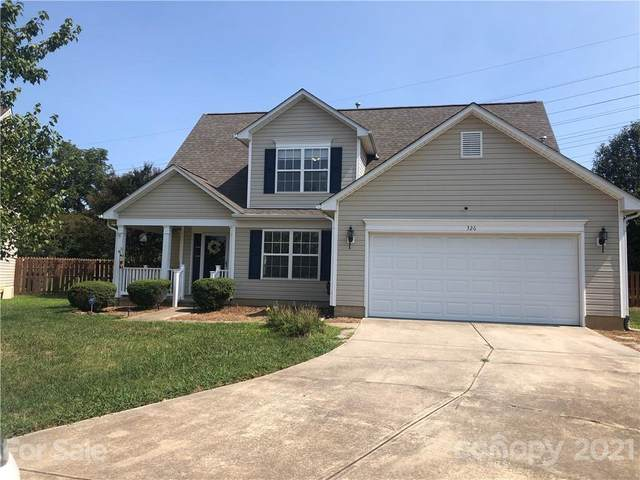326 Courtland Court, Kannapolis, NC 28081 (MLS #3785756) :: RE/MAX Impact Realty
