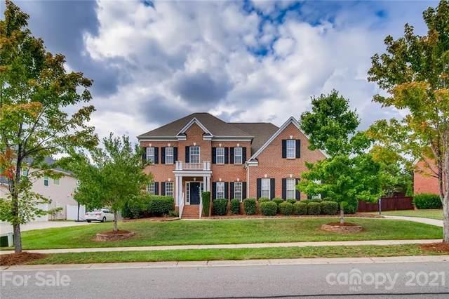 4344 Abernathy Place, Harrisburg, NC 28075 (#3786051) :: Todd Lemoine Team