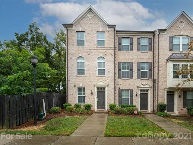 249 Irwin Avenue, Charlotte, NC 28202 (#3786389) :: High Performance Real Estate Advisors
