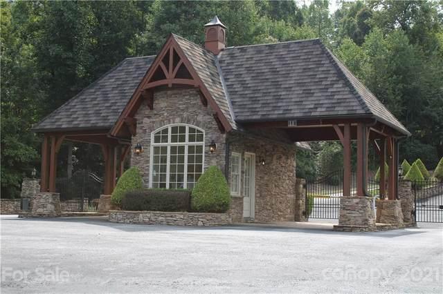 Lot 110 High Pines Loop #110, Lake Lure, NC 28746 (#3786441) :: Mossy Oak Properties Land and Luxury