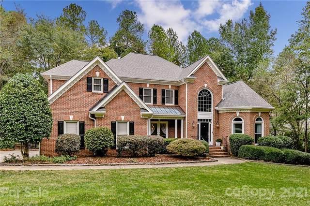 18616 Hammock Lane, Davidson, NC 28036 (#3786464) :: Odell Realty