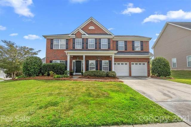 4805 Benhill Drive, Harrisburg, NC 28075 (#3786543) :: LePage Johnson Realty Group, LLC