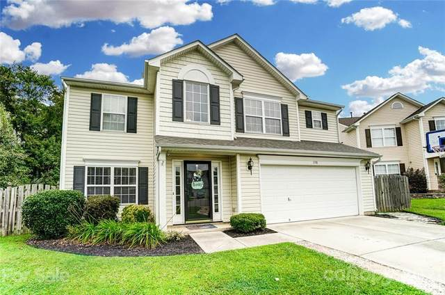 338 Courtland Court, Kannapolis, NC 28081 (MLS #3787047) :: RE/MAX Impact Realty