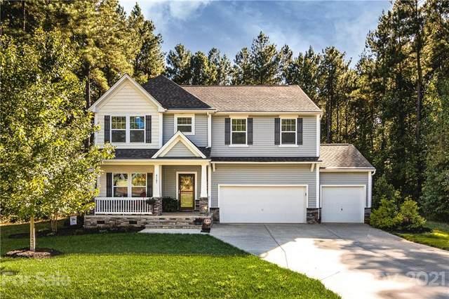 8107 Mossy Rock Road, Waxhaw, NC 28173 (#3787116) :: LePage Johnson Realty Group, LLC