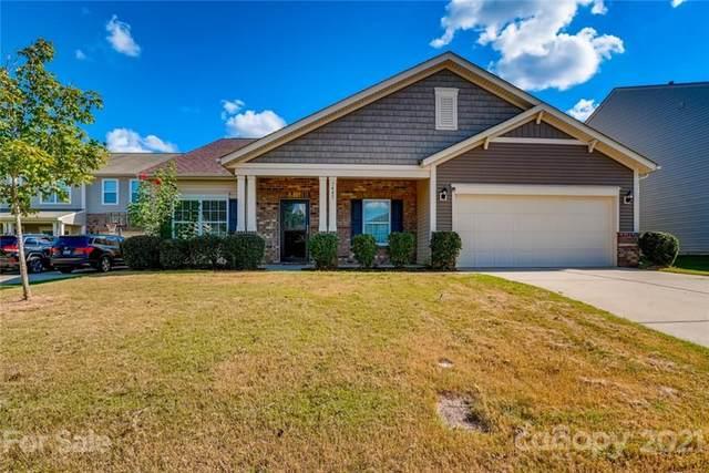 3485 Alister Avenue, Concord, NC 28027 (#3787331) :: Briggs American Homes