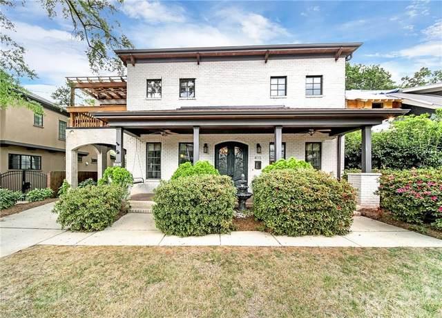 413 Mcdonald Avenue, Charlotte, NC 28203 (#3787371) :: High Performance Real Estate Advisors