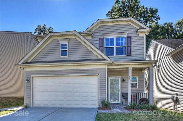 2728 Old House Circle, Matthews, NC 28105 (#3787384) :: Briggs American Homes