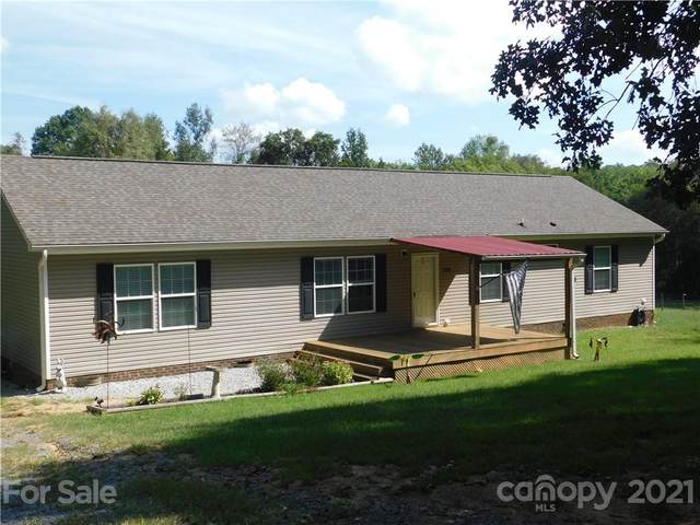 6925 Sisk-Carter Road, Rockwell, NC 28138 (#3787452) :: Odell Realty