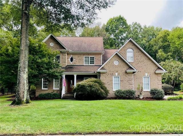 1487 NW Saint Annes Court NW #36, Concord, NC 28027 (#3787512) :: Keller Williams South Park