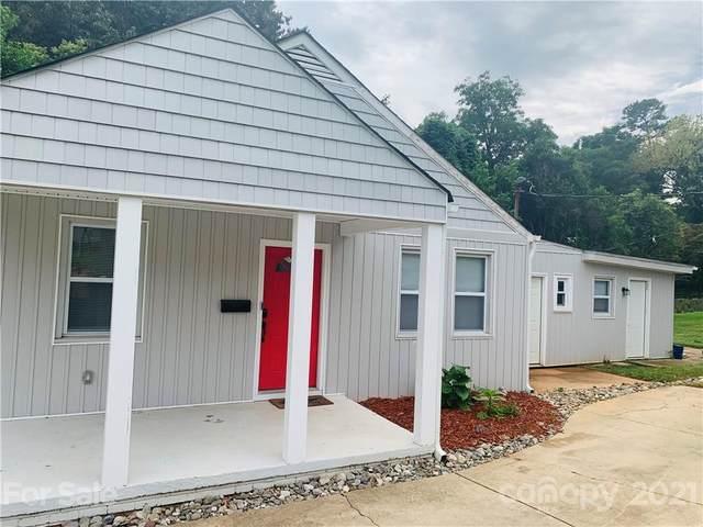 2206 Barringer Drive, Charlotte, NC 28208 (#3787515) :: Robert Greene Real Estate, Inc.