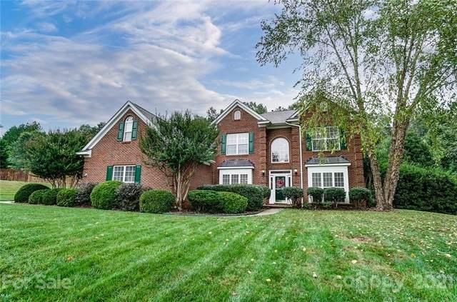 1623 Ambergate Drive, Waxhaw, NC 28173 (#3787653) :: High Performance Real Estate Advisors