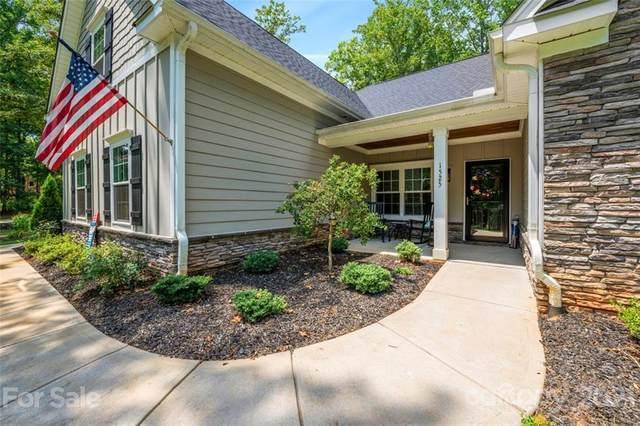 1525 Cranwell Drive, Mt Ulla, NC 28125 (#3787746) :: Briggs American Homes