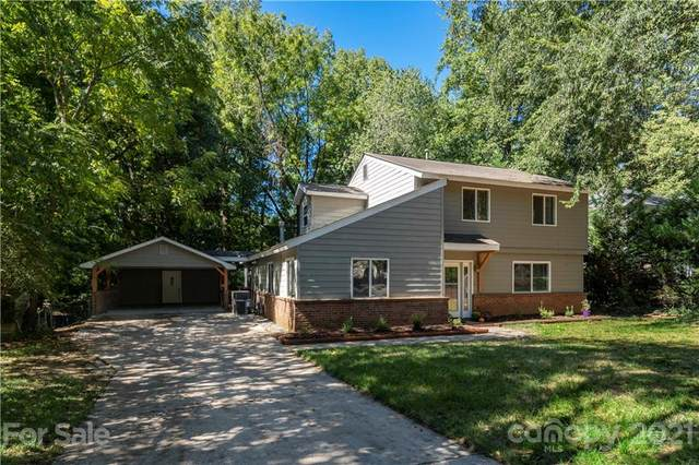 6912 Valley Haven Drive, Charlotte, NC 28211 (#3787772) :: Keller Williams South Park