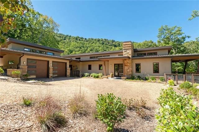 121 High Hickory Trail, Swannanoa, NC 28778 (#3787854) :: Briggs American Homes