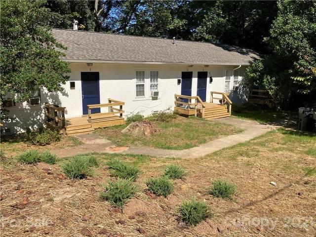 2800 Carol Avenue, Charlotte, NC 28208 (#3787883) :: Briggs American Homes