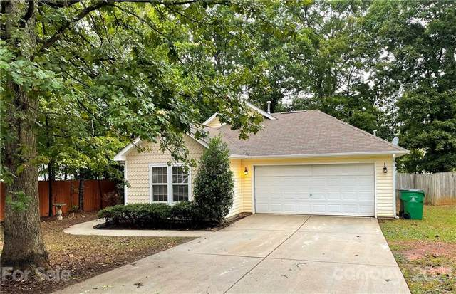 5830 Hogans Way Court, Charlotte, NC 28269 (#3787992) :: Odell Realty