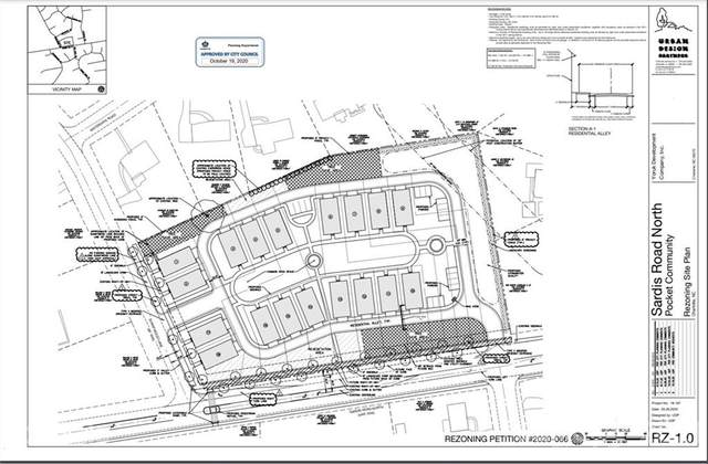 955 Sardis Road N, Charlotte, NC 28270 (#3788112) :: High Performance Real Estate Advisors