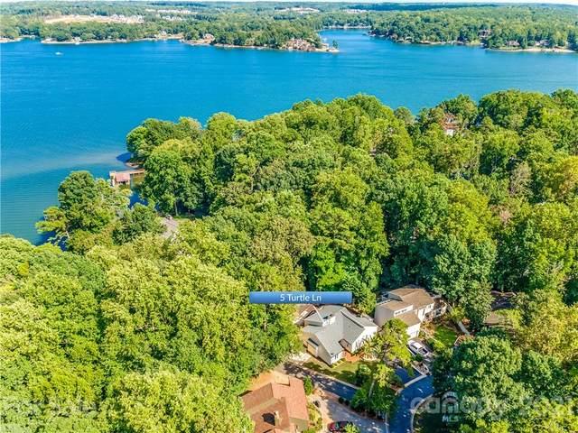 5 Turtle Lane, Lake Wylie, SC 29710 (#3788181) :: Johnson Property Group - Keller Williams