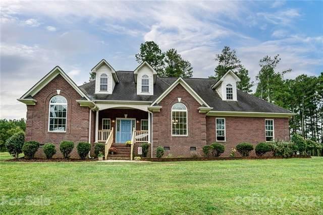 9180 Meadowood Road, Mount Pleasant, NC 28124 (#3788233) :: Homes Charlotte