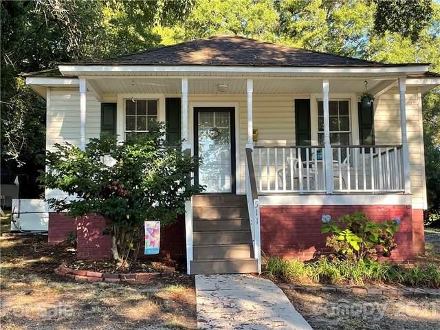 511 N East Avenue, Kannapolis, NC 28083 (#3788236) :: Caulder Realty and Land Co.