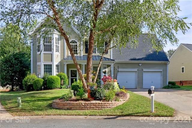 10011 Gladwick Court, Huntersville, NC 28078 (#3788324) :: Cloninger Properties