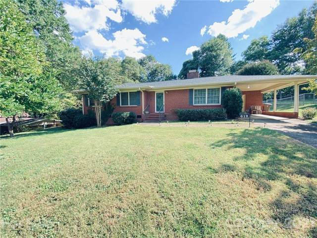 619 Norwood Street, Shelby, NC 28150 (#3788403) :: The Mitchell Team