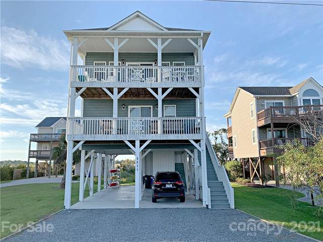 1017 N New River Drive, North Topsail Beach, NC 28445 (#3788536) :: Homes with Keeley | RE/MAX Executive