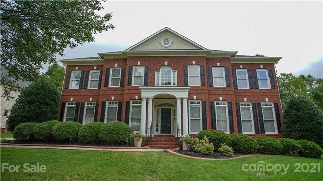 3410 Savannah Hills Drive, Matthews, NC 28105 (#3788638) :: Love Real Estate NC/SC