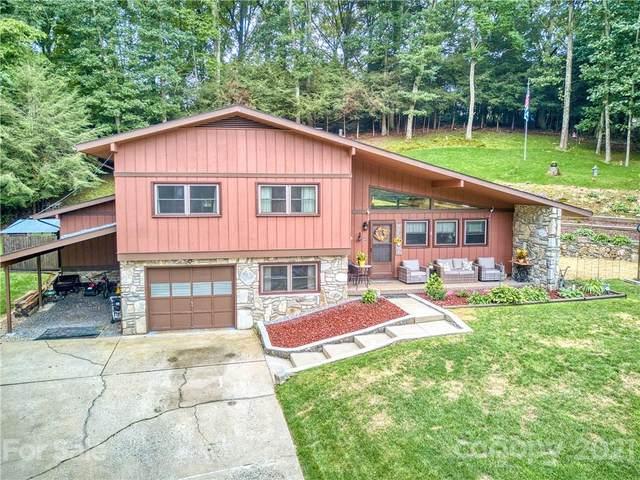 46 Loop Road, Clyde, NC 28721 (#3788845) :: Rhonda Wood Realty Group