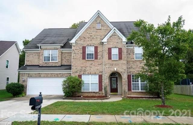 1586 Fitzgerald Street, Concord, NC 28027 (#3789287) :: Briggs American Homes