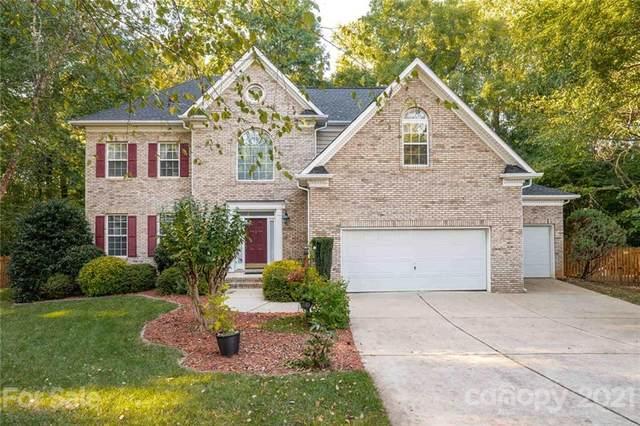 17442 Glassfield Drive, Huntersville, NC 28078 (#3789480) :: Cloninger Properties