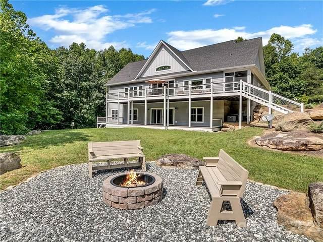 3 Bards Lane, Fletcher, NC 28732 (#3789490) :: Home Finder Asheville