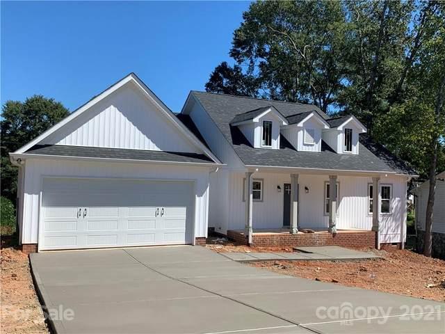 127 Linwood Drive, Lincolnton, NC 28092 (#3789592) :: High Vistas Realty