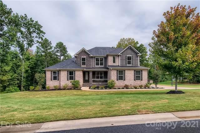 214 S San Agustin Drive, Mooresville, NC 28117 (#3789673) :: Premier Realty NC
