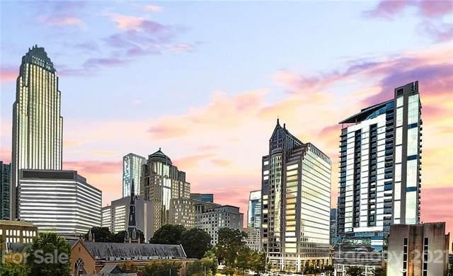 300 W 5th Street #623, Charlotte, NC 28202 (#3789829) :: High Performance Real Estate Advisors