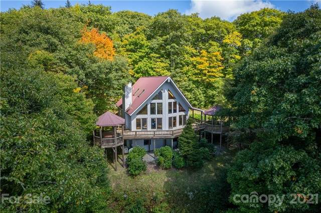 2521 Pless Underwood Road, Maggie Valley, NC 28751 (#3789843) :: LePage Johnson Realty Group, LLC