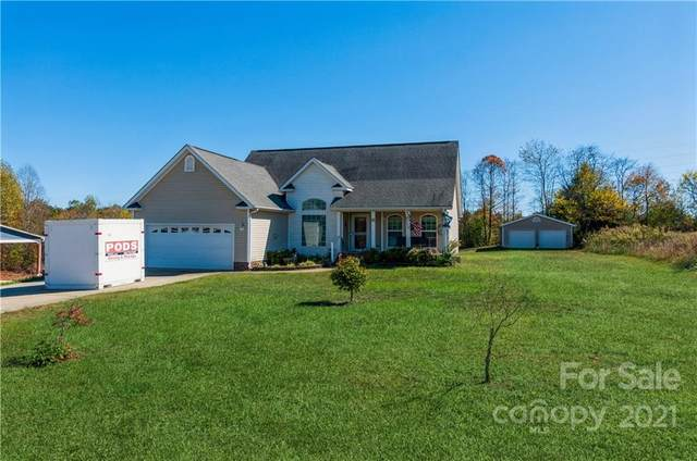4165 Rolling Creek Drive, Vale, NC 28168 (#3789902) :: BluAxis Realty