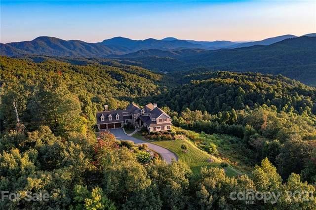 125 Stone Brook Trail, Black Mountain, NC 28711 (#3789904) :: LePage Johnson Realty Group, LLC