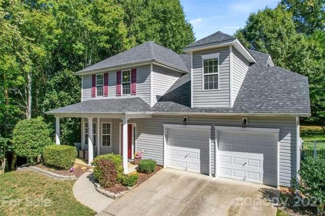 9729 Willow Leaf Lane, Cornelius, NC 28031 (#3789978) :: Briggs American Homes