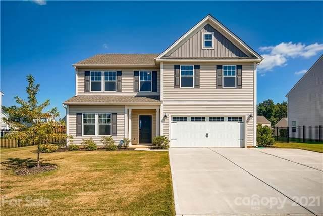 2007 Creeks Landing Drive, Monroe, NC 28110 (#3790034) :: Homes Charlotte