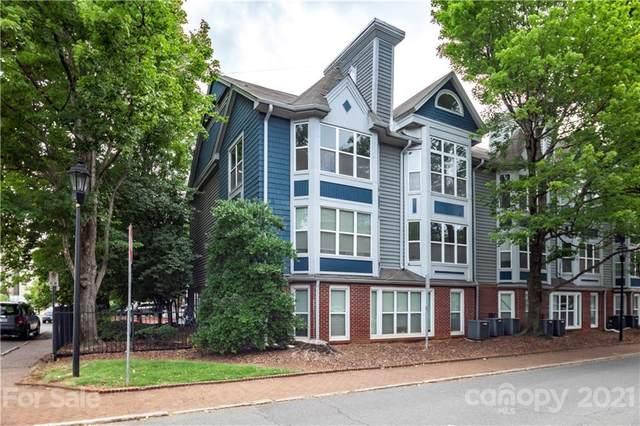 517 N Graham Street 1C, Charlotte, NC 28202 (#3790095) :: LePage Johnson Realty Group, LLC